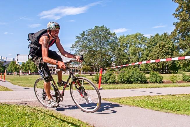 Main-race des ECMC 2014 à Stockholm.